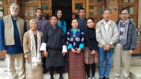 Hans & Wallapa Bhutan-1