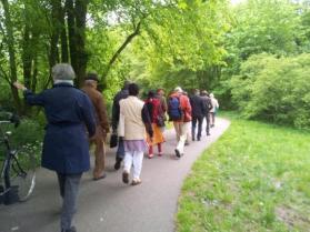Walk Peace Palace_May 2015